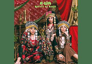 A-wa - Bayti Fi Rasi  - (CD)