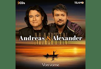 Andreas Martin & Alexander Martin - Von vorne  - (CD)
