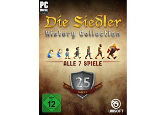 Die Siedler History Collection (Code in a Box) - [PC]