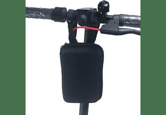 Funda - Youin Delantera, Para patinete eléctrico o bicicleta, Bolsa frontal, Negro