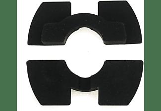 Accesorio patinete eléctrico - Youin Gomas Antivibración, Para Xiaomi M365, 1S, Pro y Pro2, Negro