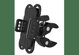 Soporte móvil - Youin Soporte Smartphone, Para patinetes y bicicletas, Universal, Negro
