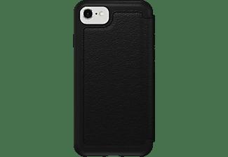OTTERBOX Strada, Backcover, Apple, iPhone SE / 7 / 8, Schwarz