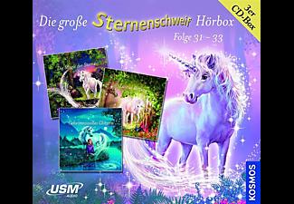 Sternenschweif - Die Große Sternenschweif Hörbox Folge 31-33 (3CDs)  - (CD)