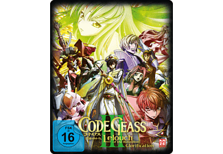 Code Geass: Lelouch of the Rebellion - III. Glorification (Movie) DVD