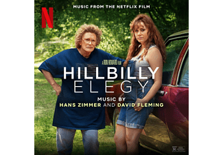 Hans Zimmer & David Fleming - Hillbilly Elegy (Music from the Netflix Film)  - (CD)