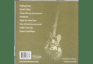 Artur Menezes - Fading Away  - (CD)