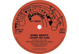 Ethel Beatty - I Know You Care / It's Your Love  - (Vinyl)