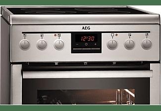 AEG 47995VD-MN Standherd (EEK A, Glaskeramikkochfeld, 57 Liter)