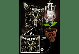 Kärbholz - Kontra. (Fanbox)  - (CD + Merchandising)