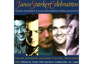 KIM?, Starker, The Johnson, Bailey, Nikkanen - Janos Starker Celebration  - (CD)