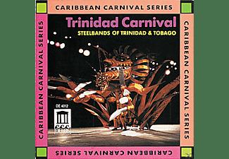 CEMENT LTD.SKIFFLE BUNCH/+ - Trinidad Carnival/Steel Bd.  - (CD)