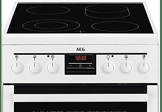 AEG 47995VD-WN Standherd (EEK A, Elektrokochfeld, 57 Liter)