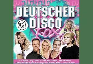 KELLY,MAITE-WENDLER,MICHAEL-STEREOACT - DEUTSCHER DISCO FOX 2021  - (CD)