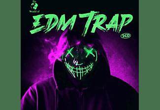 VARIOUS - Edm Trap  - (CD)