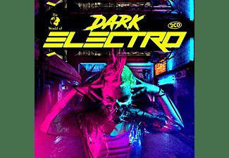VARIOUS - DARK ELECTRO  - (CD)