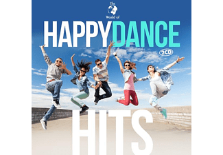 VARIOUS - HAPPY DANCE HITS  - (CD)