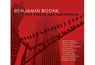 Benjamin Boone - The Poets Are Gathering  - (CD)