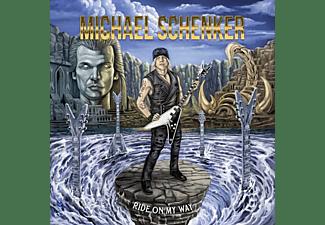 Michael Schenker - RIDE ON MY WAY  - (Vinyl)