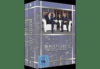 Boston Legal DVD