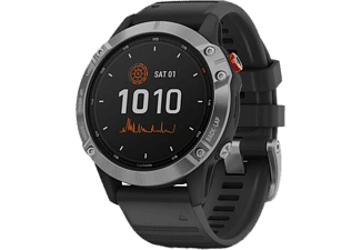 GARMIN GPS horloge fēnix 6 Zwart