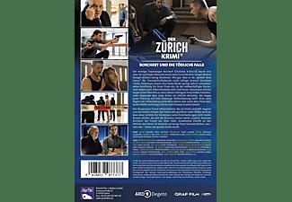 Der Zürich Krimi 07: Borchert und die tödliche Fal DVD