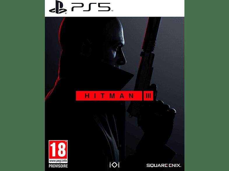 Hitman III NL/FR PS5
