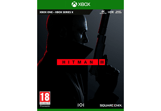 Hitman III NL/FR Xbox One & Xbox Series X