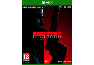 Hitman III Deluxe Edition FR Xbox One & Xbox Series X