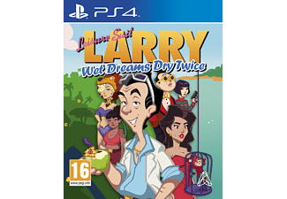 Leisure Suit Larry Wet Dreams Dry Twice UK PS4