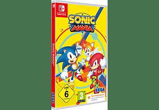 Sonic Mania (Code in der Box) - [Nintendo Switch]