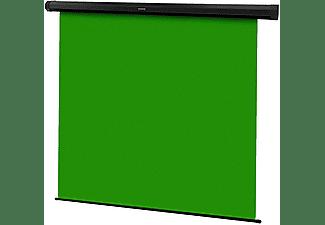 Pantalla croma - Ozone Chroma X80, 150x180cm, Poliéster, Para streaming y fotografía, No reflectante, Verde