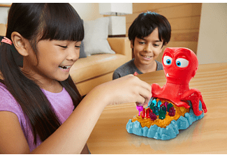 MATTEL GAMES Tinty's Schatz, Kinderspiel, Geschicklichkeitsspiel Gesellschaftsspiel Mehrfarbig