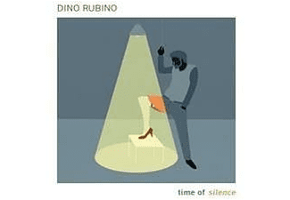 Rubino Dino - Time Of Silence  - (CD)