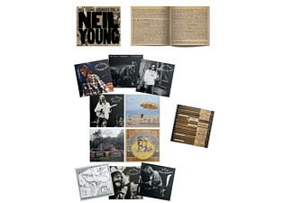 Neil Young - NEIL YOUNG ARCHIVES VOL. II  - (CD)
