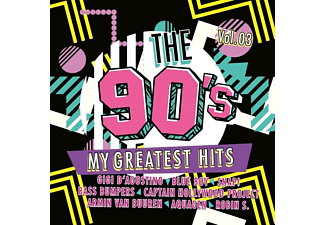 VARIOUS - The 90s-My Greatest Hits Vol.3  - (CD)
