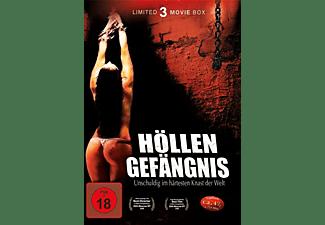 Hoellengefaengnis (uncut) (3 DVDs) DVD