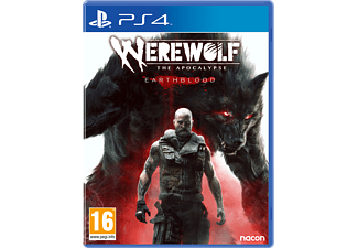 Werewolf The Apocalypse: Earthblood NL/FR PS4