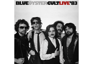 Blue Öyster Cult - Live 83  - (CD)
