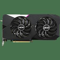 ASUS DUAL-RTX3060TI-O8G (90YV0G12-M0NA00) (NVIDIA, Grafikkarte)