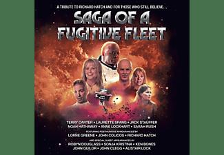 Hörbuch - Saga Of The Fugitive Fleet (4CD Audiobook)  - (CD)