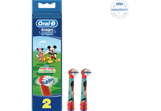 ORAL-B Kids Stages Power met Disneyfiguren opzetborstel (2 stuks)