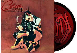 Celeste - Not Your Muse  - (CD)