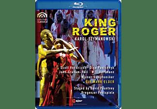 HENDRICKS, JOHN GRAHAM HALL, HARTMA, Elder/Hendricks/Pasichnyk/Wso - King Roger  - (Blu-ray)