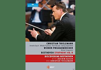 Annette Dasch, Piotr Beczala, Mihoko Fujimura, Wiener Singverein, Wiener Philharmoniker, Georg Zeppenfeld - Sinfonie 9  - (DVD)
