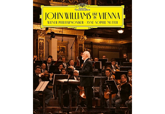 Anne-Sophie Mutter, Wiener Philharmoniker, John Wi - John Williams-Live In Vienna  - (Blu-ray)