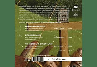 Eddy Vanoosthuyse - Van Eyck Revisited  - (CD + DVD Video)