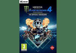 Monster Energy Supercross 4 NL/FR PC