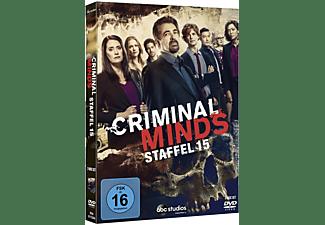 Criminal Minds - Die komplette fünfzehnte Staffel DVD