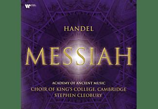 Stephen Choir Of King's College & Cleobury - MESSIAH  - (Vinyl)